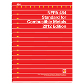 NFPA 484 Standard for Combustible Metals