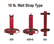 Fire Extinguisher Wall Brackets | Amerex