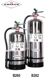 Class K Restaurant, Kitchen & Coast Guard Marine & Naval Fire Extinguishers in Dallas, Texas