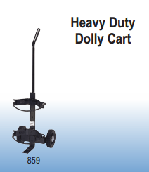 Wheeled Fire Extinguisher Dolly Carts in Elizabethtown, Kentucky