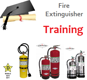 Fire Extinguisher Training in Duarte, California