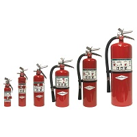 Halon Fire Extinguishers in National City, California