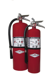 Purple K Dry Chemical Fire Extinguishers in Los Angeles, California